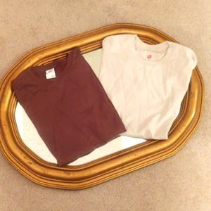 (2 for $4) BNWOT Tees Size S